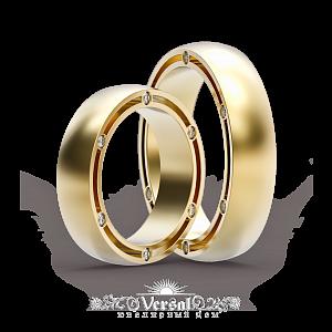 1e530b1971cf Эксклюзивные обручальные кольца с бриллиантами из платины и золота ...